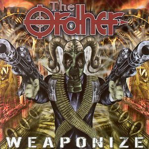 Weaponize cover art