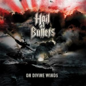 On Divine Winds cover art
