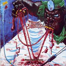 Necrosadistic Surgery cover art