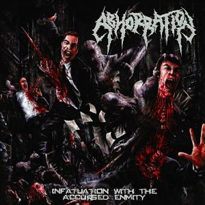 Infatuation With The Accursed Enmity (EP) cover art