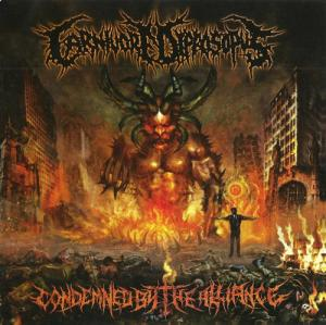 Condemned By The Alliance cover art