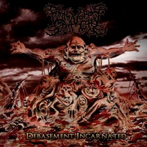 Debasement Incarnated (EP) cover art