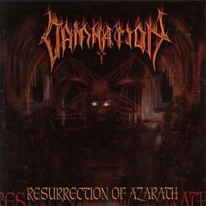 Resurrection Of Azarath cover art