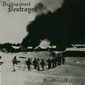 War Blood Massacre cover art