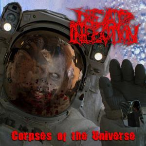 Corpses Of The Universe (EP) cover art