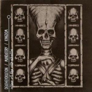 Altar Of The Old Skulls (Split) cover art
