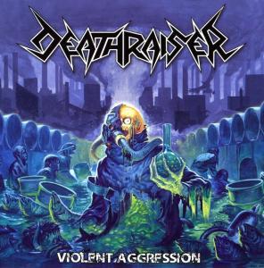 Violent Aggression cover art