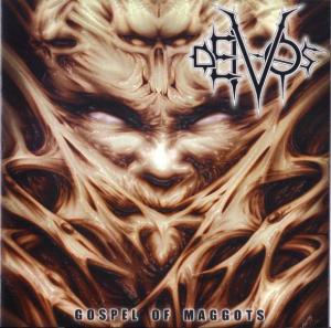 Gospel Of Maggots cover art