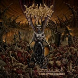 Revelation IV (Rise Of The Nemesis) cover art