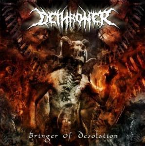 Bringer Of Desolation cover art