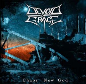 Chaos — New God  (promo EP) cover art
