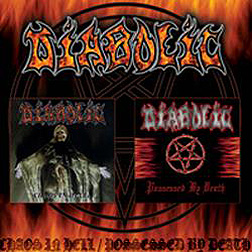 Chaos In Hell / Possessed By Death cover art