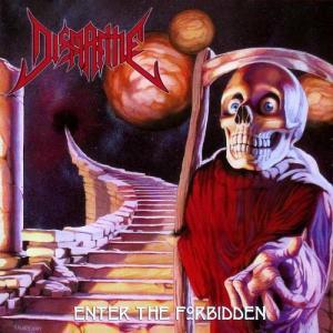 Enter The Forbidden cover art