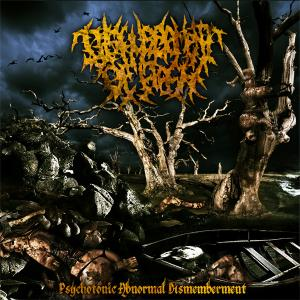Psychotonic Abnormal Dismemberment cover art
