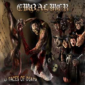 13 Faces Of Death cover art