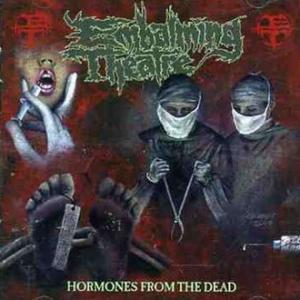 Hormones From The Dead (EP) cover art