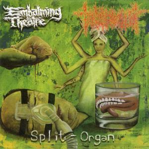 Split-Organ cover art