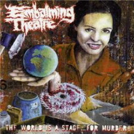 The World Is A Stage... A Stage For Murder cover art