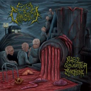 Mass Slaughter Machine (EP) cover art