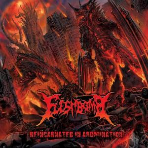 Reincarnated In Abomination cover art