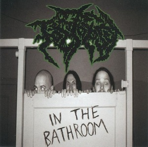 In The Bathroom cover art