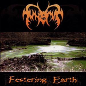 Festering Earth cover art