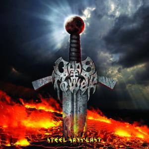 Steel Says Last cover art