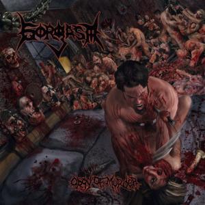 Orgy Оf Murder cover art