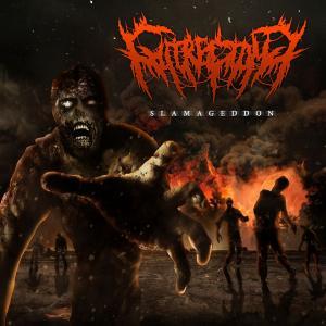 Slamageddon (EP) cover art