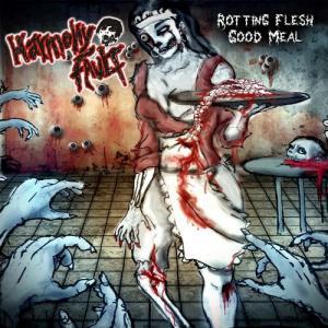 Rotting Flesh Good Meal cover art