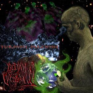Turmoil Machine (EP) cover art