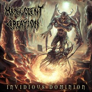 Invidious Dominion cover art