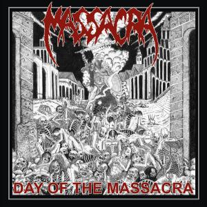 Day Of The Massacra cover art