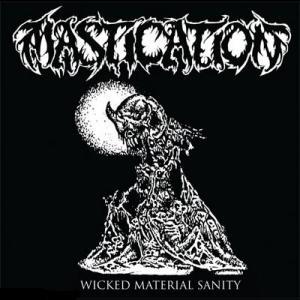 Wicked Material Sanity (Split) cover art