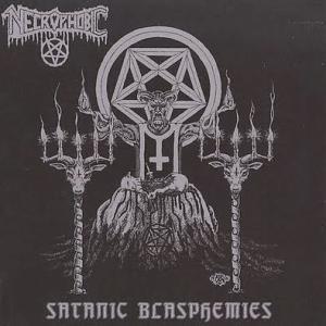 Satanic Blasphemies cover art