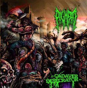 Cadaver Desecrator cover art
