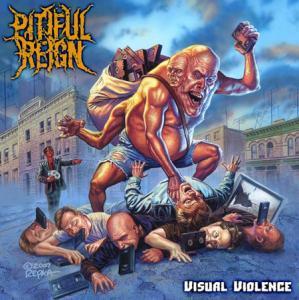 Visual Violence cover art