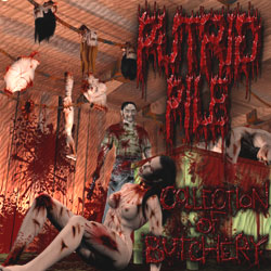 Collection Of Butchery cover art