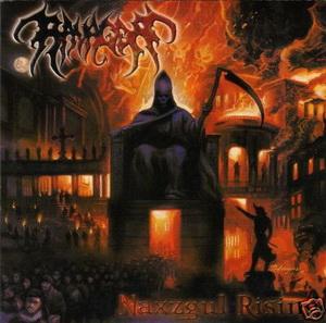Naxzgul Rising cover art