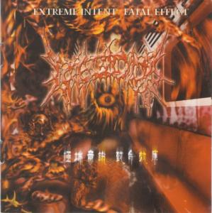 Extreme Intent Fatal Effect cover art
