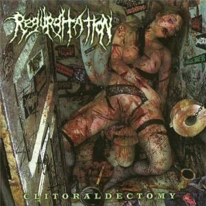 Clitoraldectomy (EP) cover art
