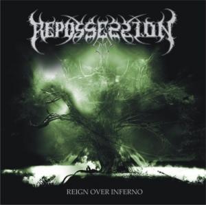Reign Over Inferno (EP) cover art