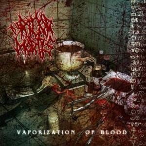 Vaporization Of Blood cover art