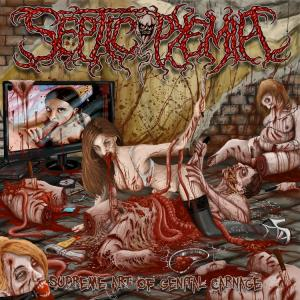 Supreme Art Of Genital Carnage cover art