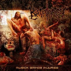 Musick Brings Injuries cover art