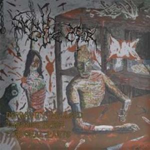 Depravity Indulged Through Fresh Corporal Parts cover art