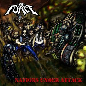 Nations Under Attack cover art